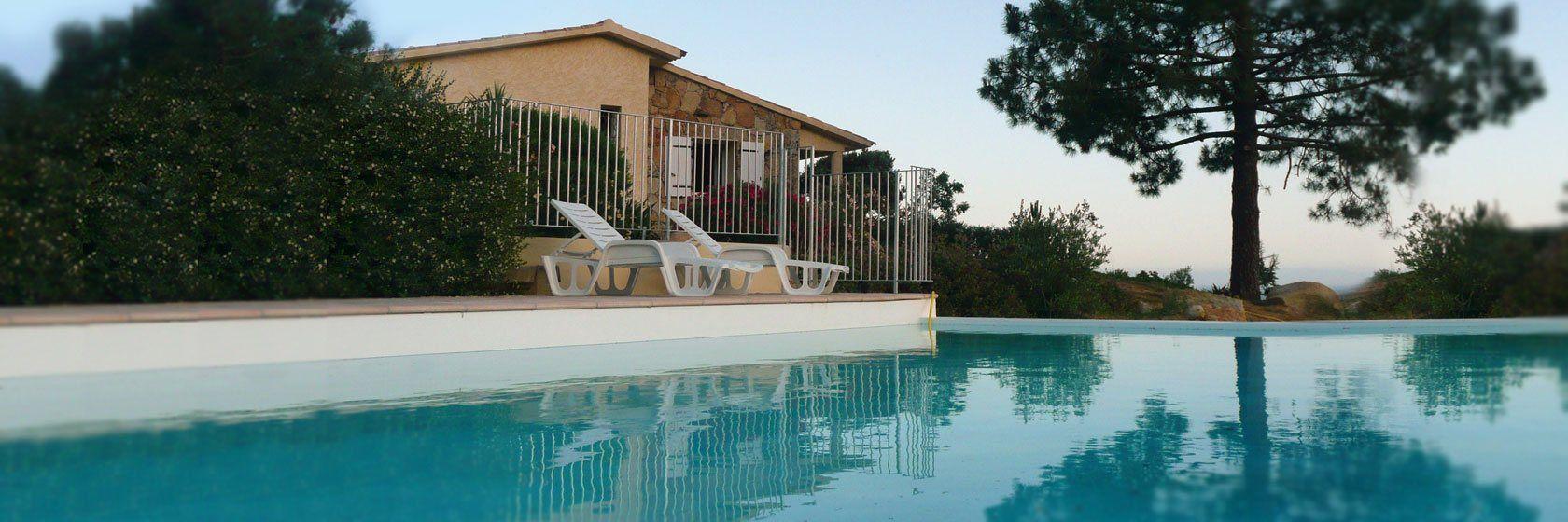 Bienvenue Dans Nos Gîtes En Corse Du Sud !